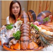 台中3公斤巨無霸大龍蝦,鍋子滿到放不下,每天限量三組沒預約吃不到!!