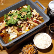 城裡城外巫山烤魚最新單人套餐不用跟別人共鍋好方便~一個人也能大吃四川風味烤魚! @強生與小吠的Hyper人蔘~