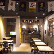 Doodle Coffee 嘟斗咖啡 新店七張巷弄風格小店【新北市】
