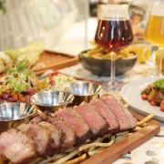 [ 大直劍南站美食 ] 淺藍 × 棧酒食吧 SIP Gastrotaphouse~大直ATT 4 Recharge美食,多種啤酒搭美食的花園餐酒館