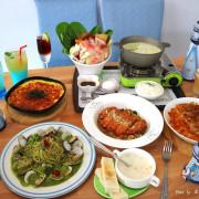 努逗風味館新營店:台南新營區美味平價親子餐廳,義大利麵.燉飯.火鍋通通有,華麗漸層氣泡飲好拍又好喝/開幕活動舉辦中 - 進食的巨鼠