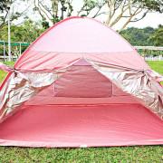 【EG-PLAY一同趣郊遊】野餐露營。秒搭帳篷。保冷袋
