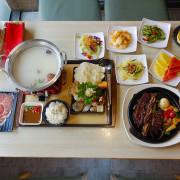 西門町平價牛排-巴菲廚房牛排/鍋物,附餐無限自助吃到飽,平價好吃的厚切牛排、小火鍋,西門牛排自助吧推薦