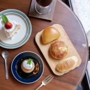 明明Bakery,如同日月一般溫暖人心的麵包/彰化麵包甜點推薦