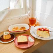【彰化】明明bakery☞二樓的小小烘焙專賣店,充滿溫度的空間和美味。
