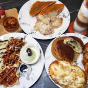 台南東區下午茶 M2Coffee shop 創意單品咖啡 精緻麵包甜點