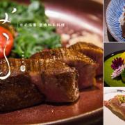 [台北]日式法餐推薦よる-Yoru 窯燒和牛肉料理 低調隱秘全預約制私廚無菜單 約會節慶首選 - 皮老闆的美食地圖