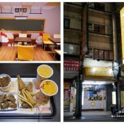 【中壢美食】翔豪炸雞學苑~鮮嫩多汁的炸雞外,居然還吃的到滷肉飯