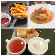 【微笑廚房】國北118巷美味義式料理(大安區 近捷運科技大樓站),有無限續的濃湯、飲料、還有冰淇淋