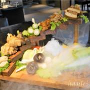 將進酒-素燒烤殿Vegetarian BBQ-食材精緻高級,桌邊服務親切,有著雅致風情的素食界屋馬燒烤餐廳~連小老虎都能接受素食的美味!台中西區美食- 防曬偏執狂藍子