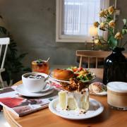 中山站美食『iki__shop』赤峰街老宅咖啡廳,網美下午茶,IG熱門打卡點,甜點、輕食、飲品,菜單價位(捷運中山站)