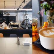 台中西區│COFFEE STOPOVER BLACK-結合元氣唱片行和本事空間製作所,不同於本店的咖啡體驗,台中推薦咖啡館 - 藍色起士的美食主義