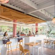 《蠻荒咖啡DesolateCoffee》打卡景點 超好拍的玻璃屋咖啡店 - 卡琳。摸魚兒趣
