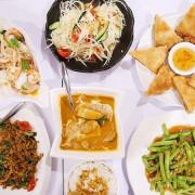 泰星動泰式料理-台中中區泰式料理  大份量又不貴的泰國菜  提供包廂制更適合大團體聚會
