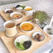 中興大學學生有福啦~ 清新平價的不限時店家   有心食堂 ● 台中南區美食