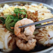 廣東腸粉-桃園/南門市場純米現磨現做.大份量現蒸腸粉 - 潔絲蜜愛生活