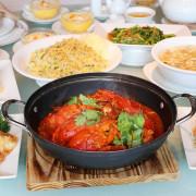 珍寶海鮮台中新光三越 超值套餐優惠再升級,必吃新加坡經典名菜辣椒螃蟹,配合Ubereats美食外送