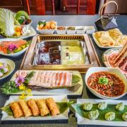 台中火鍋 瓦庫麻辣鍋,又麻又辣的道地麻辣鍋,搭配新鮮食材及噱頭十足打卡點,味蕾跟視覺一次滿足! - 丁Dingの吃貨日常