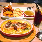 【食記】台北市-中山區║Q丸 和洋食堂➽站前地下街
