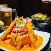 高雄美食||咕嚕咕嚕家うちりょう-鳳山五甲店-找朋友一起分享的超大份量丼飯,趁熱吃才是王道||鳳山區、日式料理
