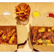 【台北美食】ZAC ZAG一楽炸雞 ~ 好吃的韓式炸雞❤️一個人也能吃 - 捷運信義安和站