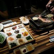 捷運美食【中山站】滿滿生菜清爽吃肉無負擔-燒肉-生菜包肉-綾aya