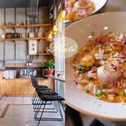 台中北區│Plate2.0-餐盤上的美味佳餚,從前菜到甜點都留下不錯印象 - 藍色起士的美食主義