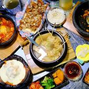 尼歐韓廚│滿滿韓式平民美食加韓國炸雞,感覺一秒回首爾了啊!廚師是韓國人難怪口味道地喔~ @強生與小吠的Hyper人蔘~
