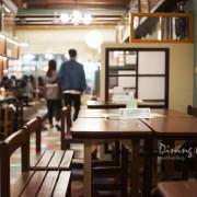 台南.古城豆花庄中華二店 彷彿回到童年 古色古香懷舊味十足 經典豬油拌飯滿滿都是回憶