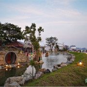 【高雄景點】高雄人的後花園~海風x沙地x山水造景~宛如來到了峇里島,親子踏青出遊好所在!