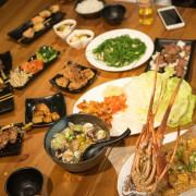 【台北中山區燒烤】 泗商食堂宵夜、聚餐超好吃的日式居酒屋