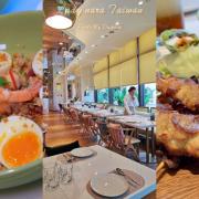 捷運市政府站美食 Lady nara 台北統一時代店 品嚐混血血統非典型泰式創意料理