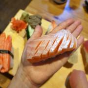 板橋美食 坐一下吧溫暖小酒館 超強巨人國握壽司 沒排個一小時是吃不到的喔 - 安妮的天空