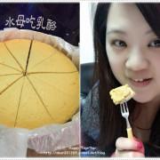【宅配蛋糕】水母吃乳酪▶來自一顆愛水某的心♥在家也能來個下午茶配上美味的乳酪蛋糕★