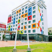 [台南飯店]南科贊美酒店Larc /給您嘉南平原的明媚風光與農業生活體驗