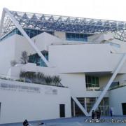 【台南景點】美術館二館  不規則形純白藝術殿堂  台南超夯IG打卡點