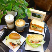 DAVIDYANG coffee大衛洋咖啡:孔廟園區的專業咖啡店/精品咖啡烘焙專賣店 - 進食的巨鼠