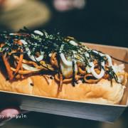 台南.中西區.胖福panfu.深夜的炒麵麵包.夜晚的友愛市場也有消夜美食。