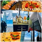微風南山48樓星空塔景觀餐廳【亞洲頂級高空餐酒廊CÉ LA VI Taipei】享受極至奢華的高空午間饗宴/比101觀景台更美的360度高空美景