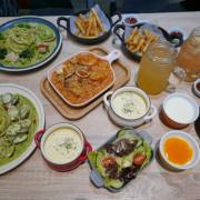 【台中西區】Canie Canie平價義大利麵,網美風格的義式餐廳