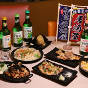 小琉球必吃美食『筑安心串燒居酒屋』全小琉球最強日式居酒屋!適合網美拍照的日式燈籠、霓虹燈招牌、海龜牆!附菜單價位