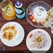 新竹北區 Hidden off,藏身巷弄裡的韓風咖啡廳,餐點中看也中吃(附菜單)!