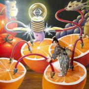 【恆春親子景點】台灣電力公司南部展示館 免費參觀 旋轉溜滑梯  4D電影 吃海水淡化冰棒