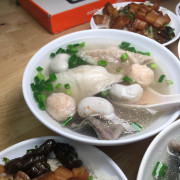 【台南食記】中西區|劉姓家族家傳美食|永記虱目魚丸|勞工的早午餐|台南小吃