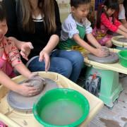 【台南遊記】安平 安平陶坊 CP值超高親子DIY 本文照片紀錄極多因為太好玩啦!