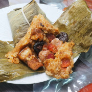 野生烏魚子粽子再登場,鯊魚挑嘴烏金粽,澎湃餡料改版升級,一年僅此一檔!