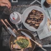 台北咖啡廳 urban project城市空間工作室 洗衣店、咖啡廳兼airbnb住宿的台北風格店家