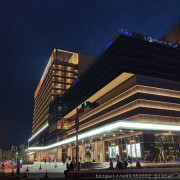 [澎湖住宿] 澎澄飯店Discovery Hotel~無邊際泳池 澎湖夜景~Tina愛分享
