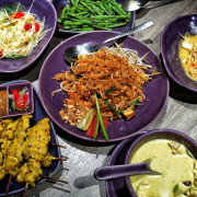 她思鄉你吃香:泰國使館的國民料理推薦(Nara Thai)