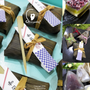 【蛋糕甜點】精緻和風端午節甜品 手信坊 水菖蒲禮盒X仲夏の冰粽 和菓子